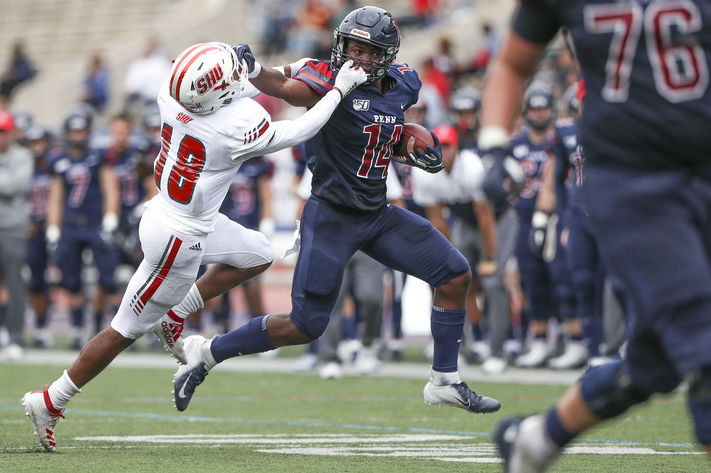 Penn's offense discovering its balance for Ivy League play