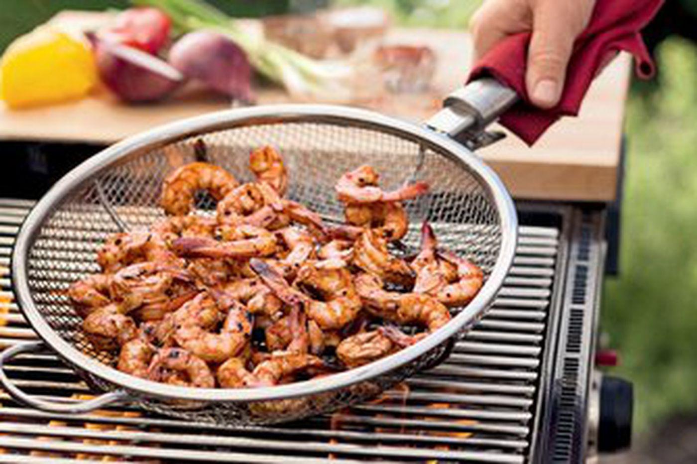 Update your grill menu