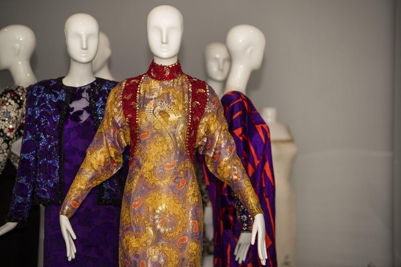 Drexel University fashion exhibit celebrates the life of Philadelphia's James Galanos | Elizabeth Wellington