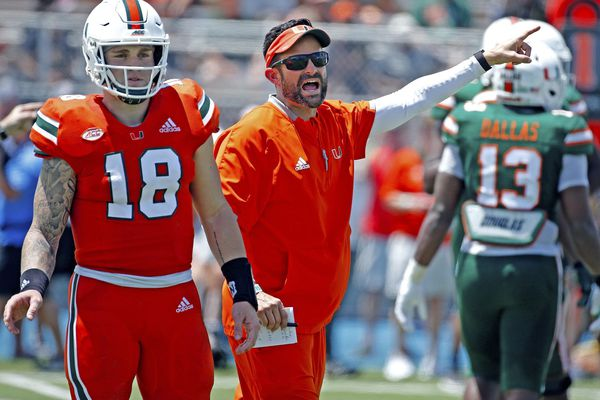 Manny Diaz explains why he bailed on Temple football to become Miami's coach instead