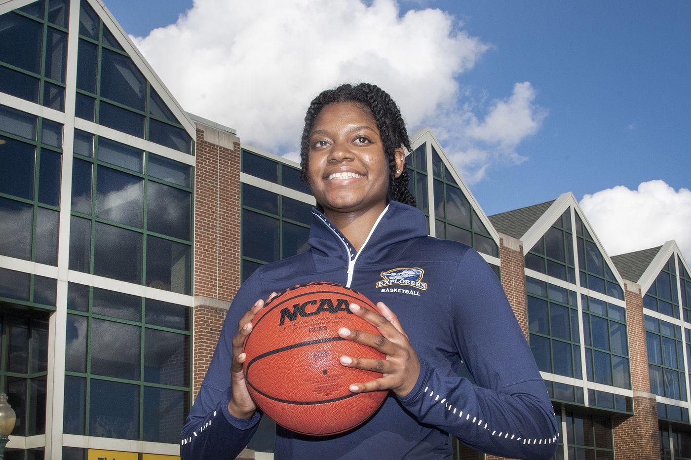 La Salle's Kayla Spruill and her big jump | City 6 profile