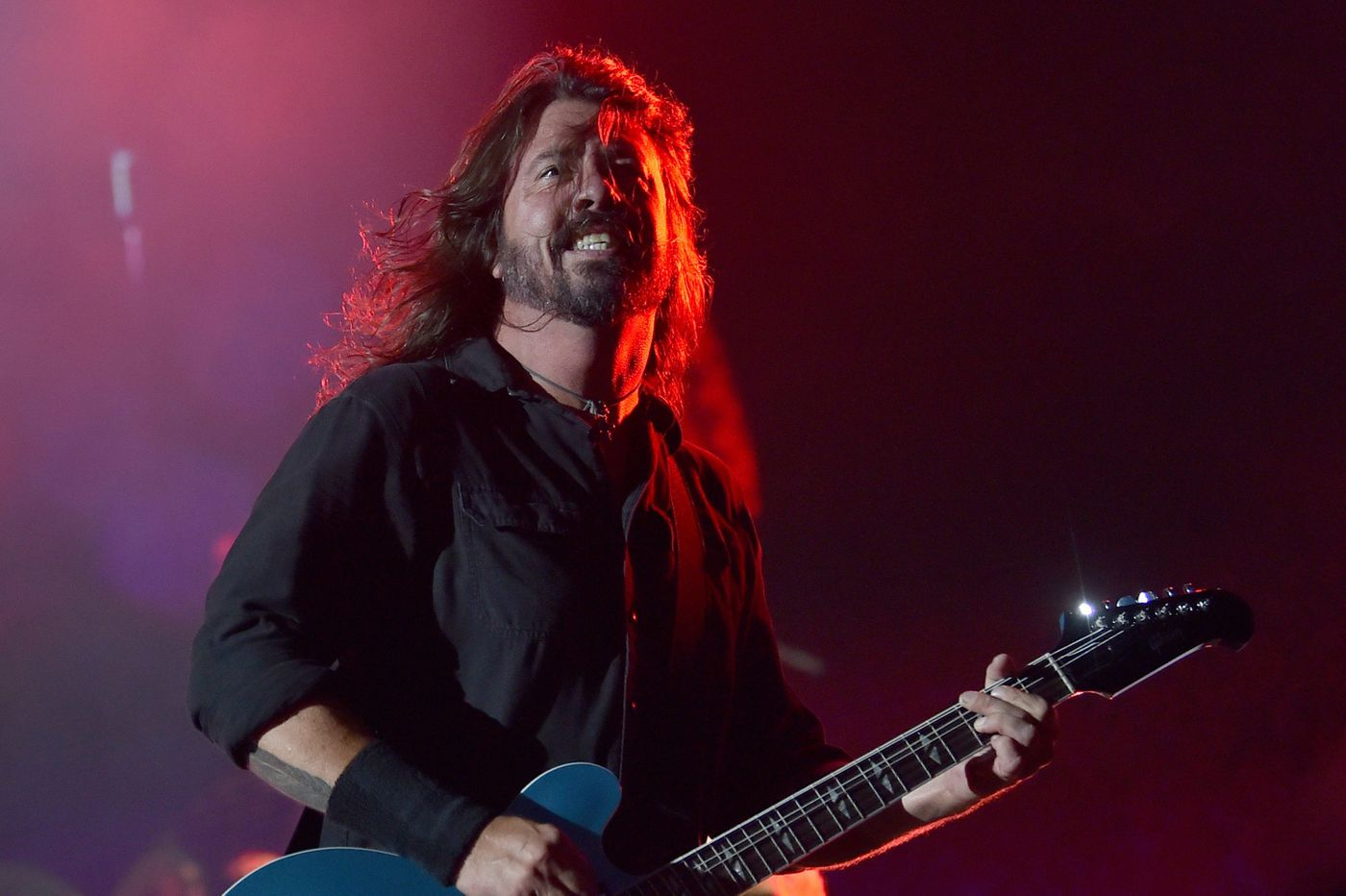 Foo Fighters go old school at the BB&T Pavilion on their Concrete and Gold tour