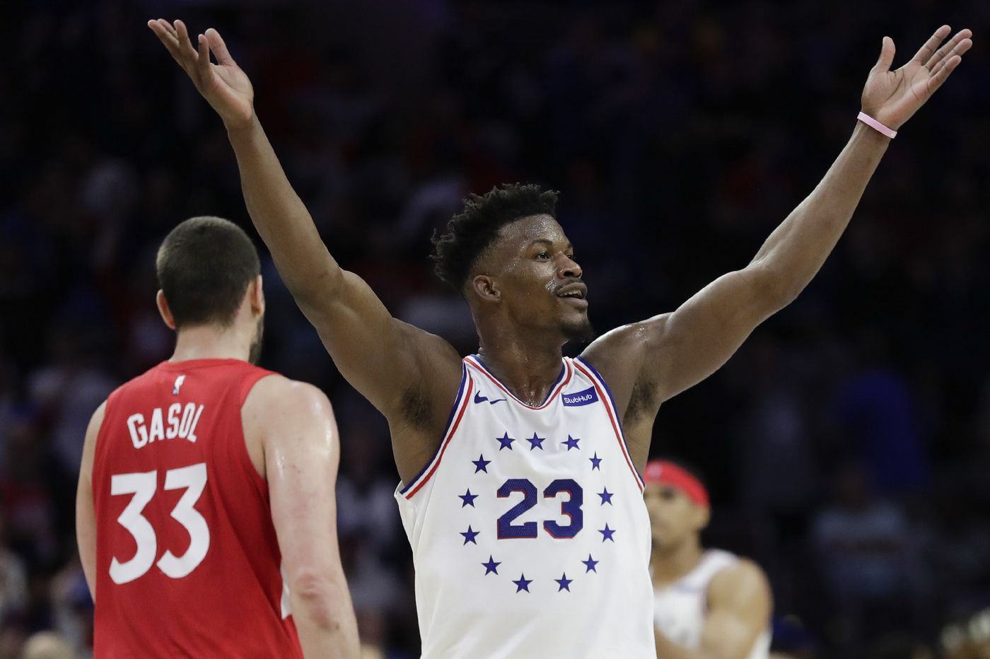 The best argument for paying Jimmy Butler? The Sixers probably can't afford to replace him. | David Murphy