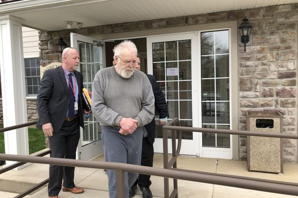 Accused Bucks County cold-case murderer waives hearing
