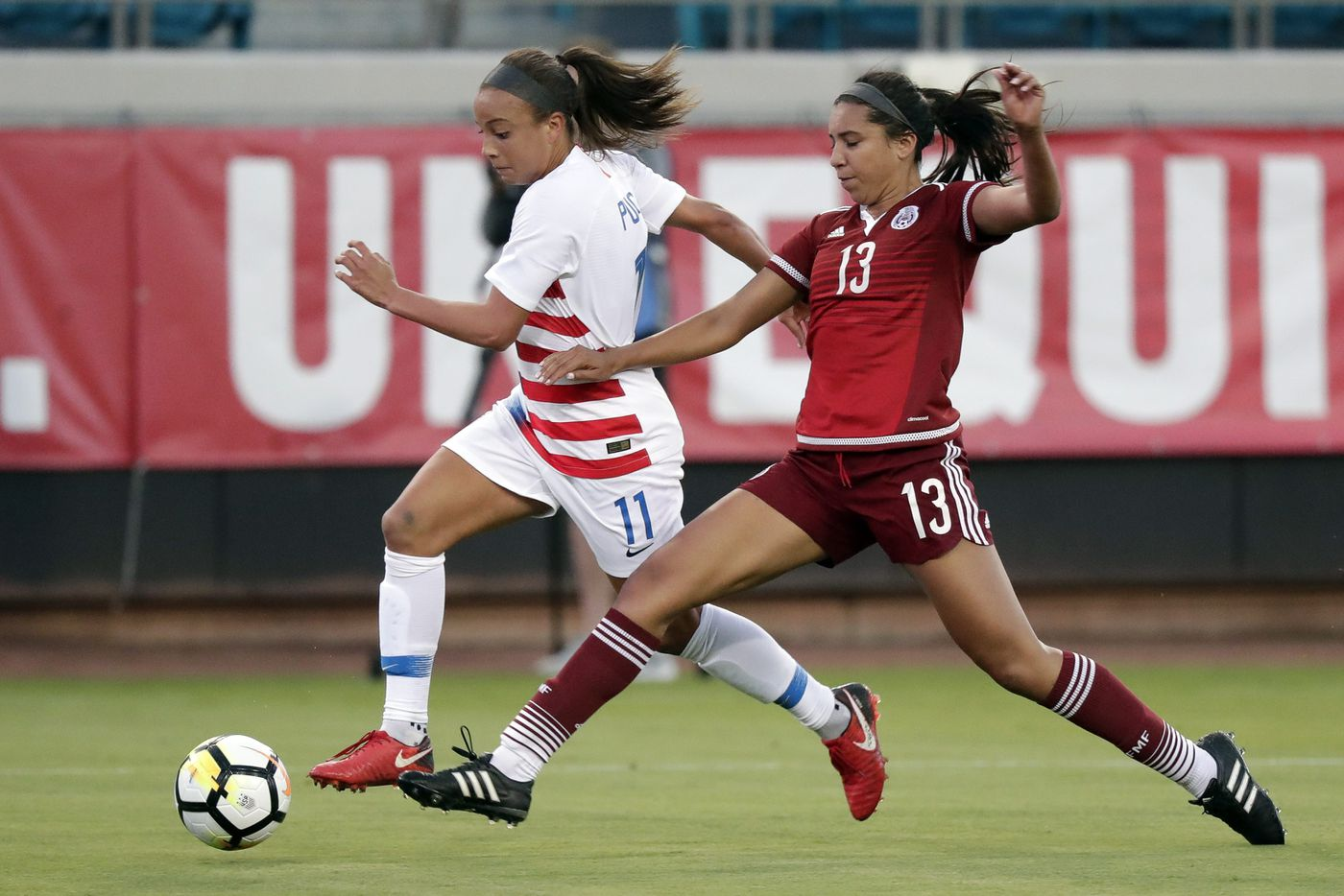 Mallory Pugh, Kelley O'Hara back on USWNT roster for Chile games
