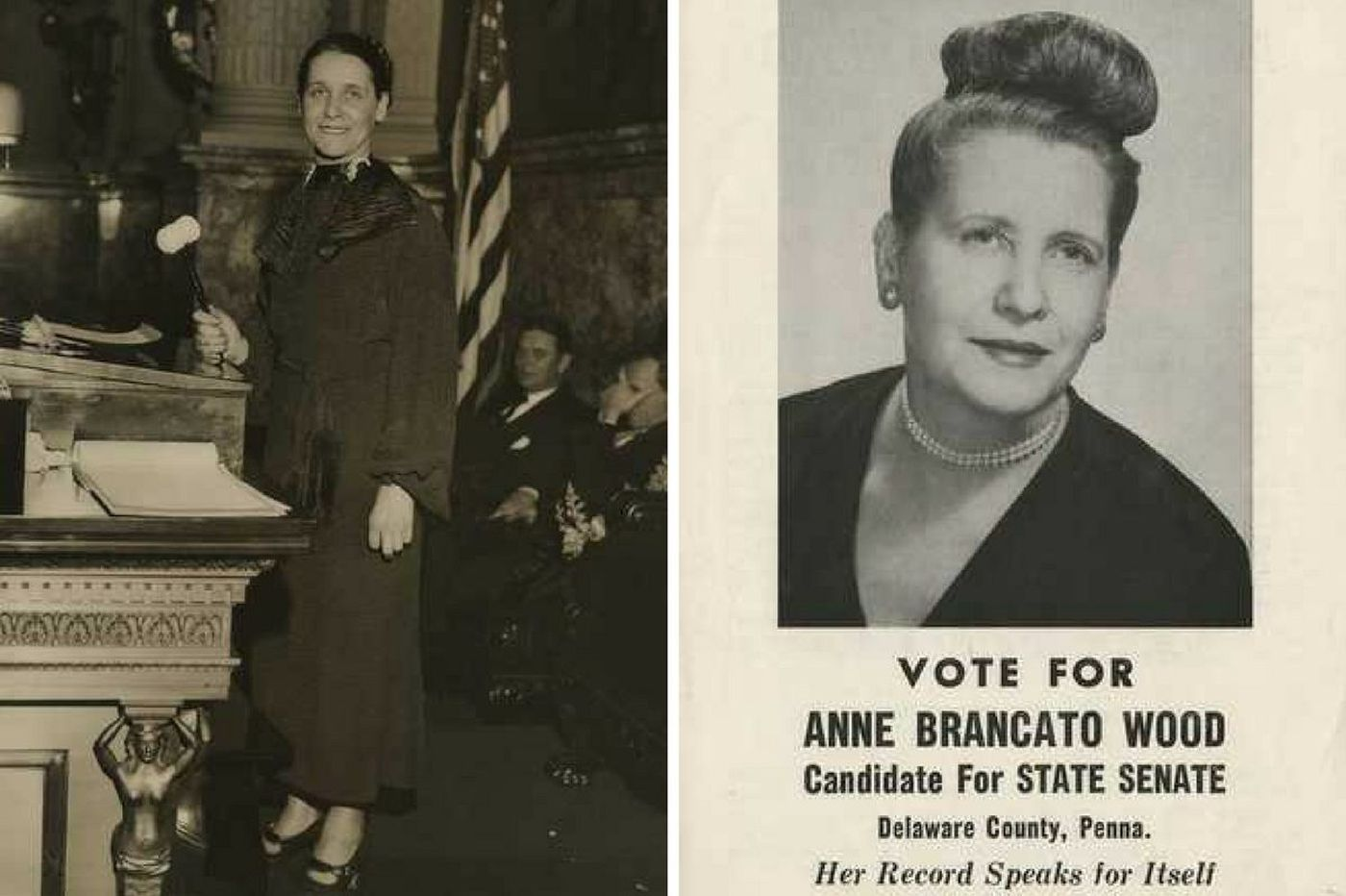 The first female Democrat in Pa.'s state legislature fought for pro-women policies, was ridiculed by her colleagues | Philly History