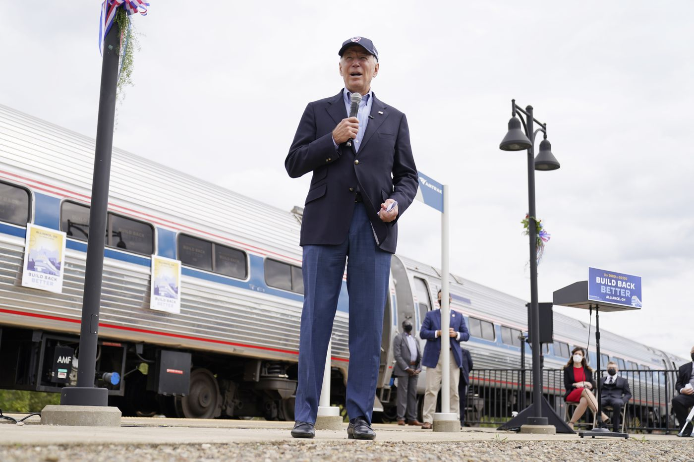 Air Force One to Amtrak One: Joe Biden can accelerate economic recovery by renewing America's rails | Opinion