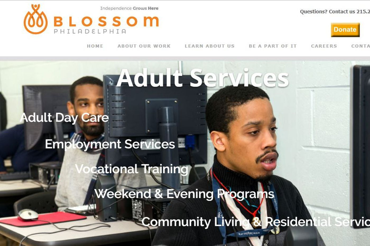 How Blossom Philadelphia got off track for intellectually disabled adults