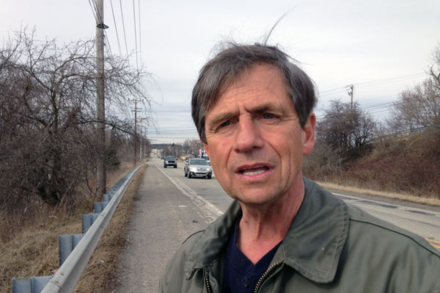 For Sestak, the path to Senate runs 422 miles