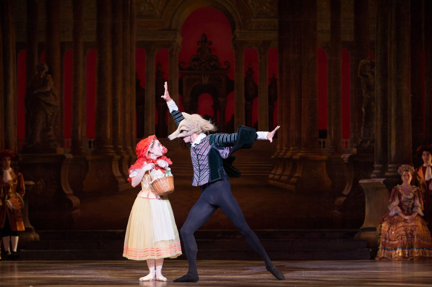 Dancers, what dancers? Our classical music critic weighs in on The Sleeping Beauty's music