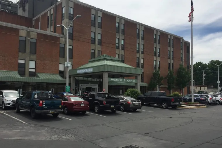 Phoenixville Hospital is among the five hospitals Tower Health bought from Community Health Systems Inc. for $418 million in cash.