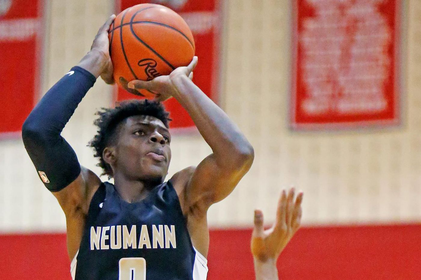 Neumann-Goretti's Christian Ings expects his recruiting stock to 'explode'