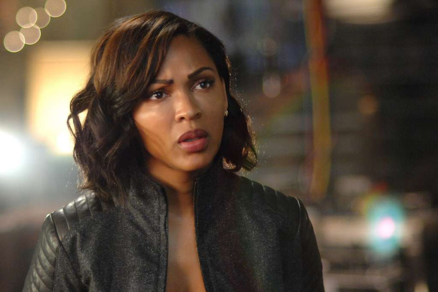 Lifetime movie starring Meagan Good filming in South Jersey