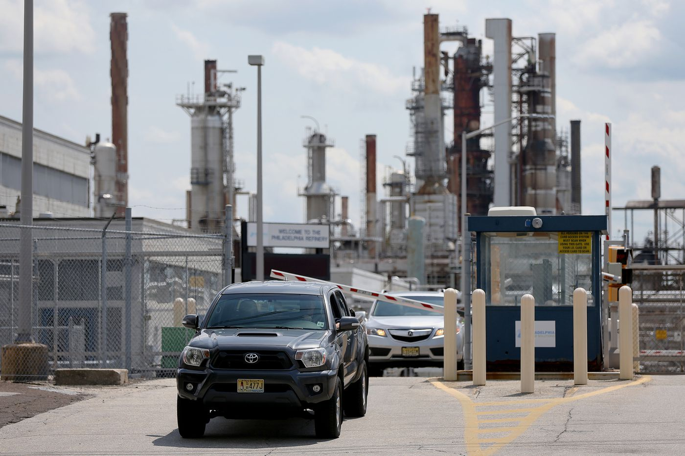 Philly refinery's former owner, Sunoco, files formal objection ahead of bankruptcy sale