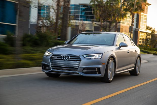 2019 Audi A4 offers more than meets the eye