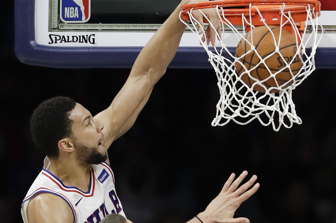 Sixers podcast: Why switch Ben Simmons to power forward now?