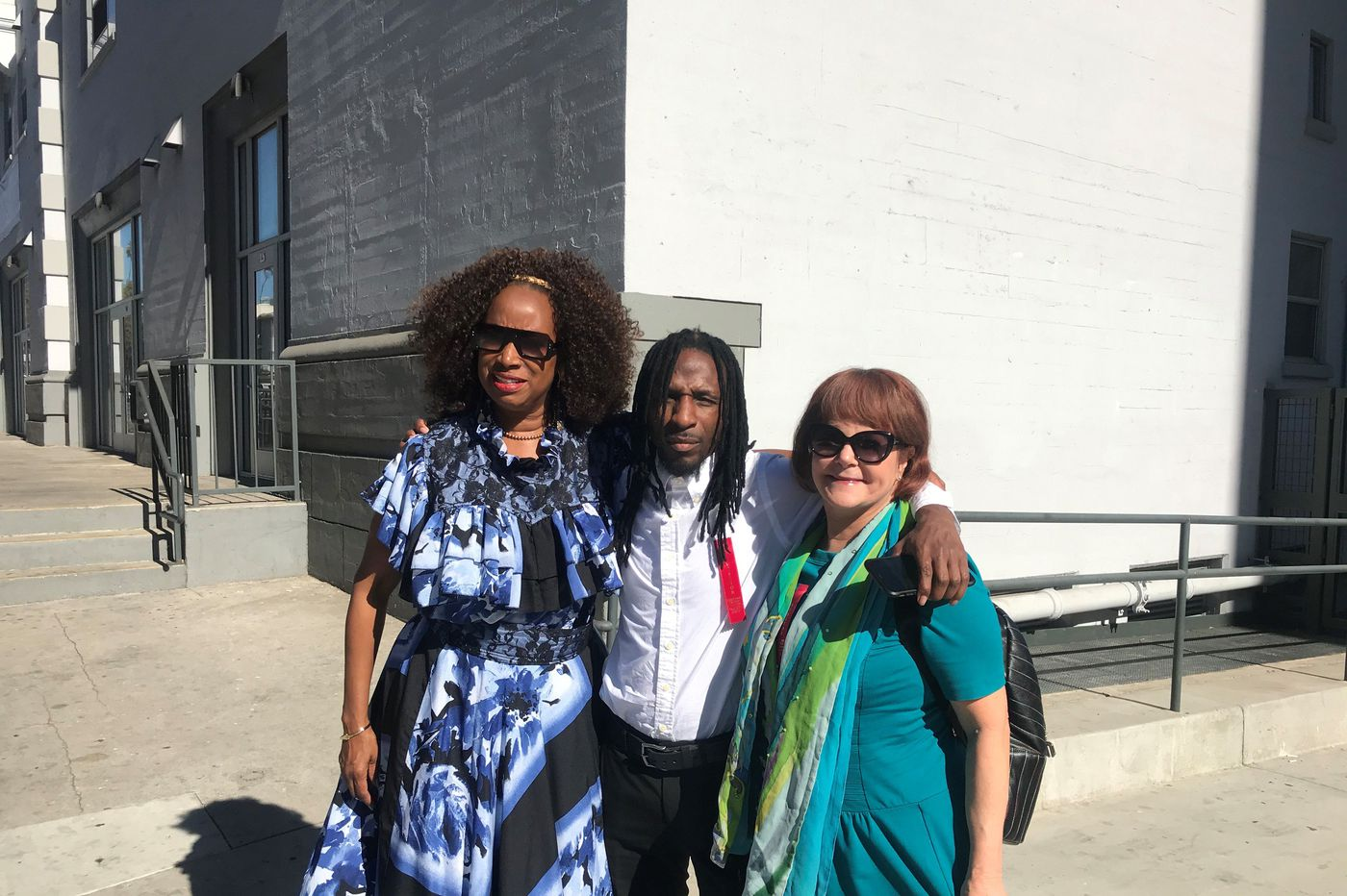 He represented himself in a murder retrial, and won. A year later, he's helping others with criminal cases.