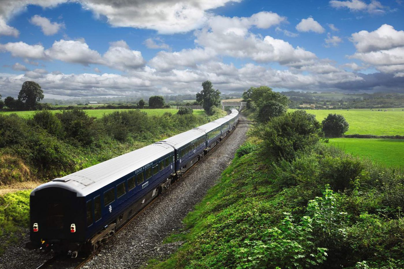 Ireland by train: Luxurious travel from busy Belfast to historic Waterford