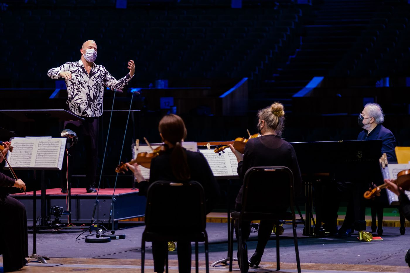 The Philadelphia Orchestra again unlocks something meaningful in its digital season, this time with Emanuel Ax