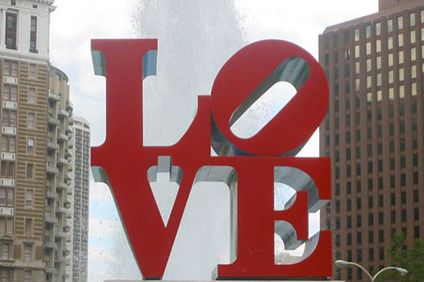 Planned upgrade of LOVE Park advances