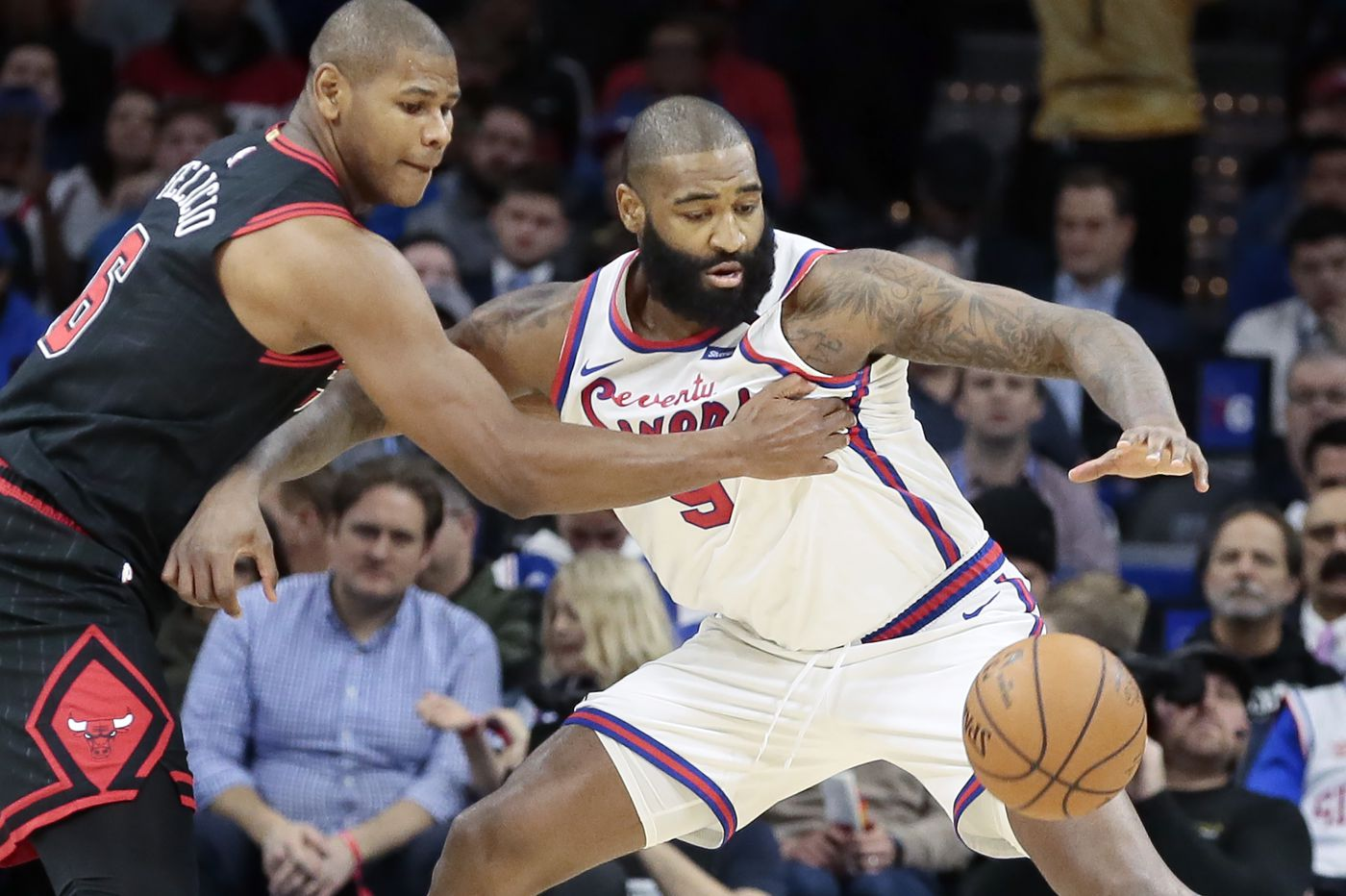 Kyle O'Quinn wants Sixers to release him