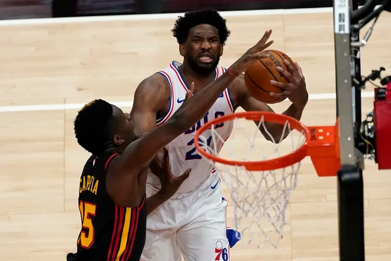 Joel Embiid's return could only do so much for an exhausted Sixers team.