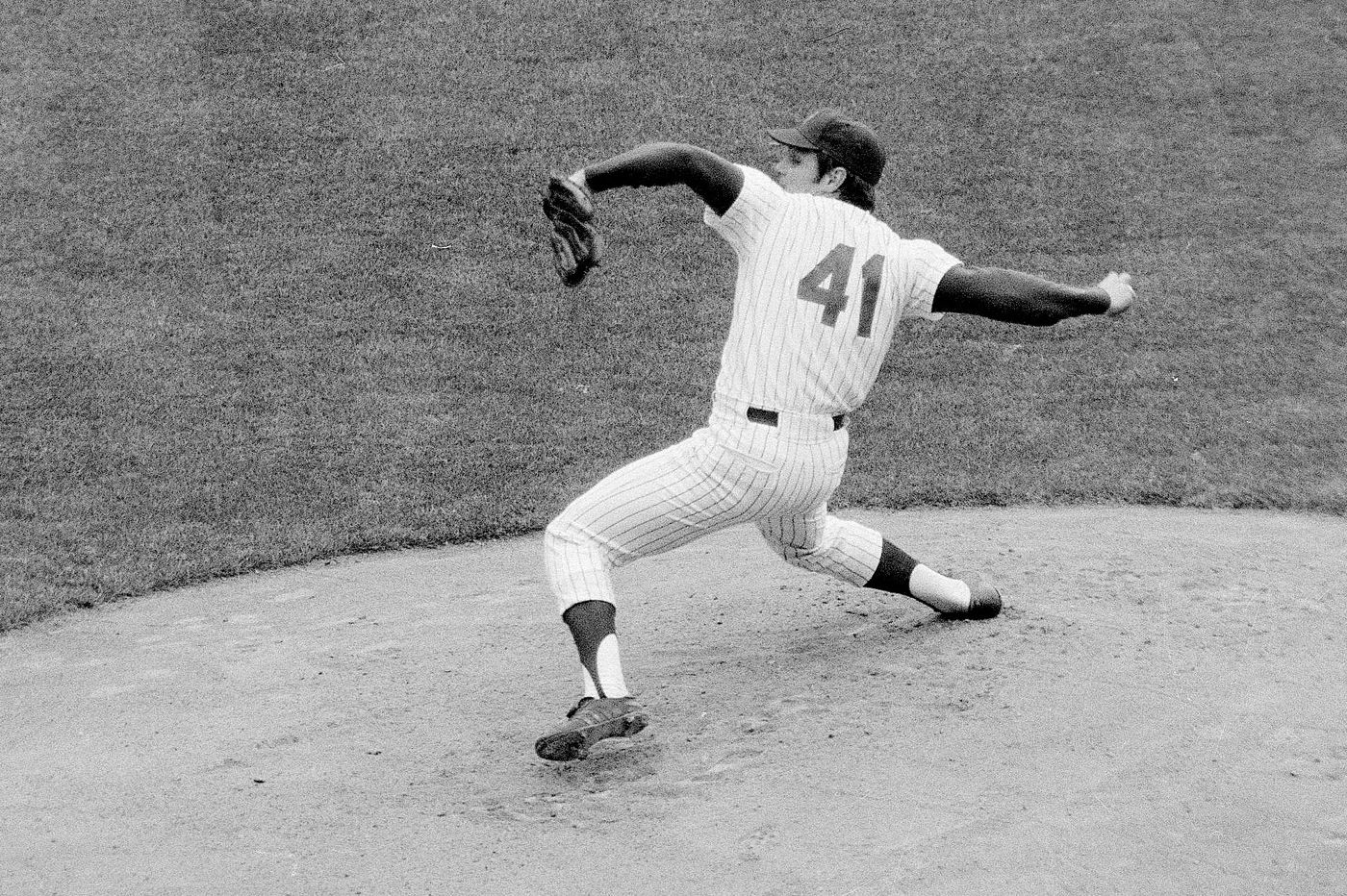 'He was The Franchise' and other Twitter tributes to Tom Seaver
