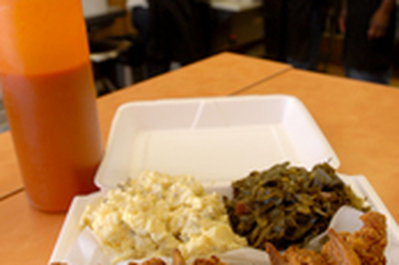 Down-home soul food from a North Phila. kitchen