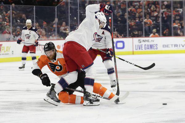 Flyers winger Jake Voracek focusing more on his defensive play
