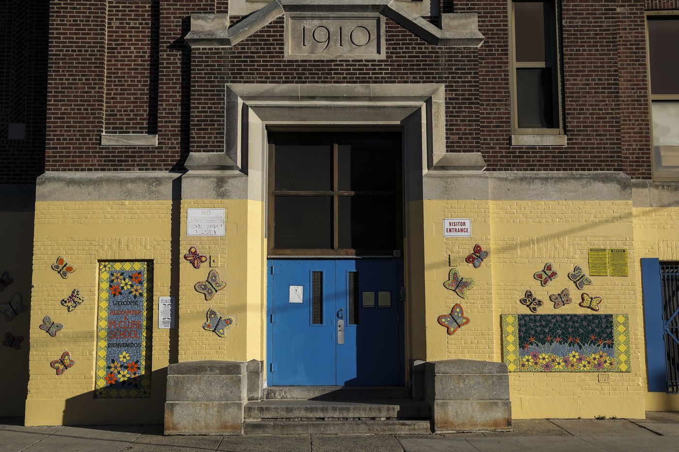 Two Philly elementary schools to remain closed because of asbestos damage