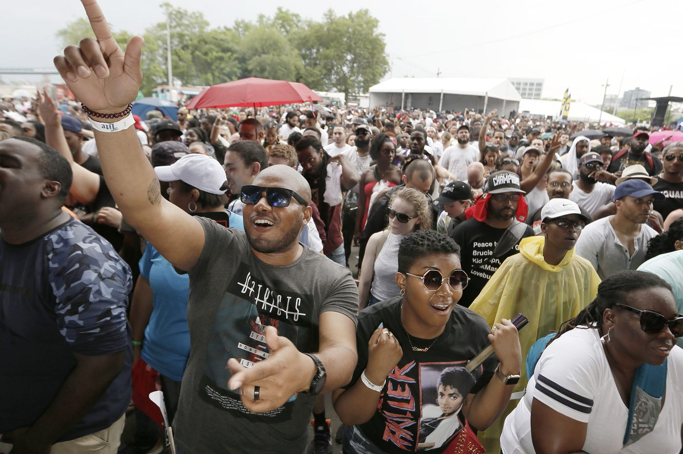 Roots Picnic ends early due to weather