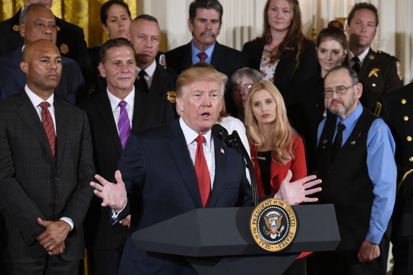 In Philly region, Trump's opioid statement prompts hope, skepticism