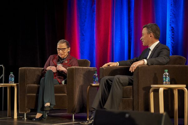 Ruth Bader Ginsburg's advice on how to keep the #MeToo movement going strong | Book excerpt