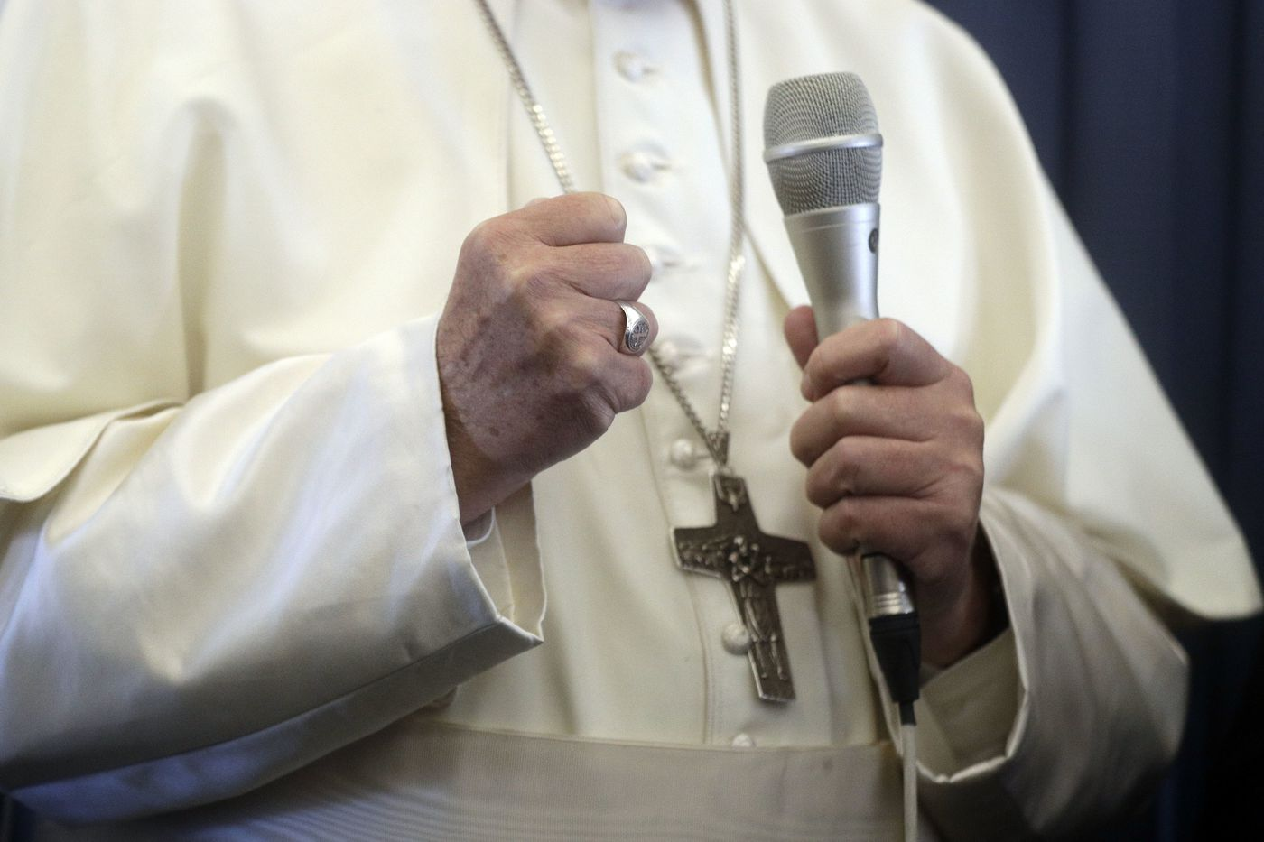 A deathbed prayer for the Catholic Church | Opinion