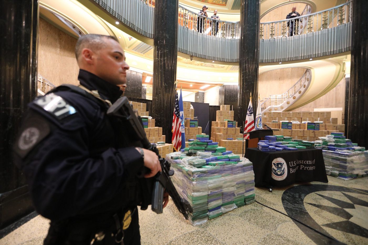 17.5 tons of cocaine: Search yields more as feds probe ship they busted at Port of Philadelphia