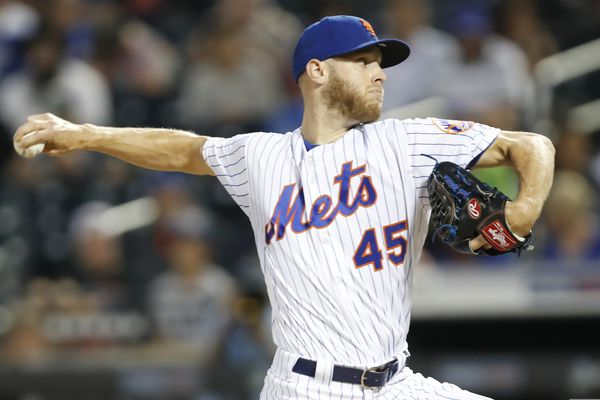 Phillies agree to terms with free-agent pitcher Zack Wheeler on 5-year contract