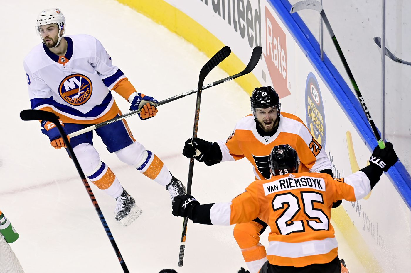 Alain Vigneault's classic quote could go down in Philly sports history ... if the Flyers beat the Islanders   Mike Sielski