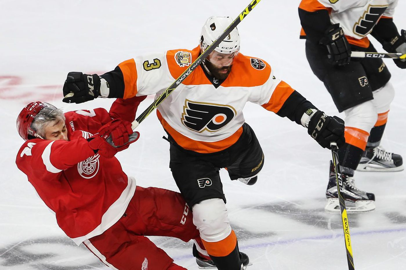 Flyers' Radko Gudas disagrees with length of suspension