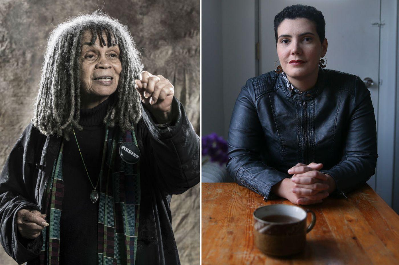 Philly poets Sonia Sanchez and Raquel Salas Rivera win big national awards