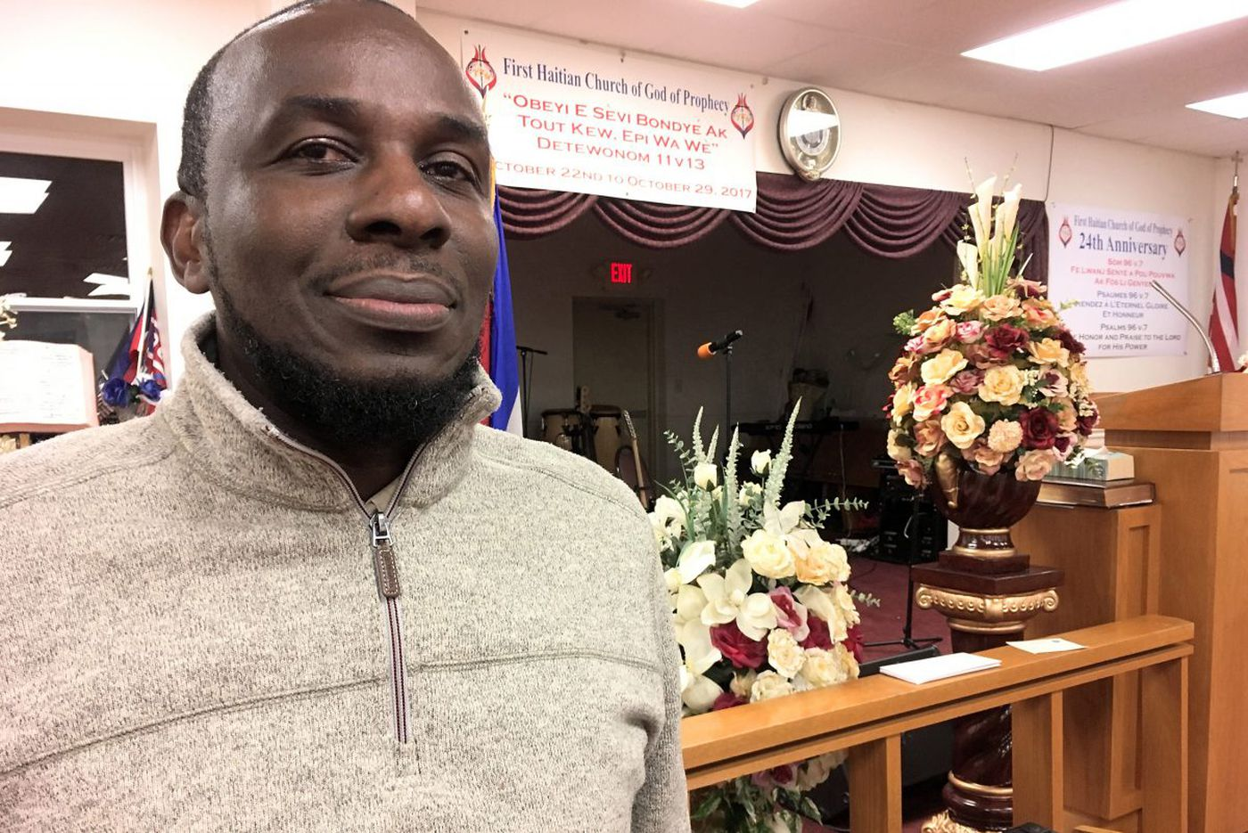 Among Philly Haitians, anger - and plans for action - over Trump's vulgar remark