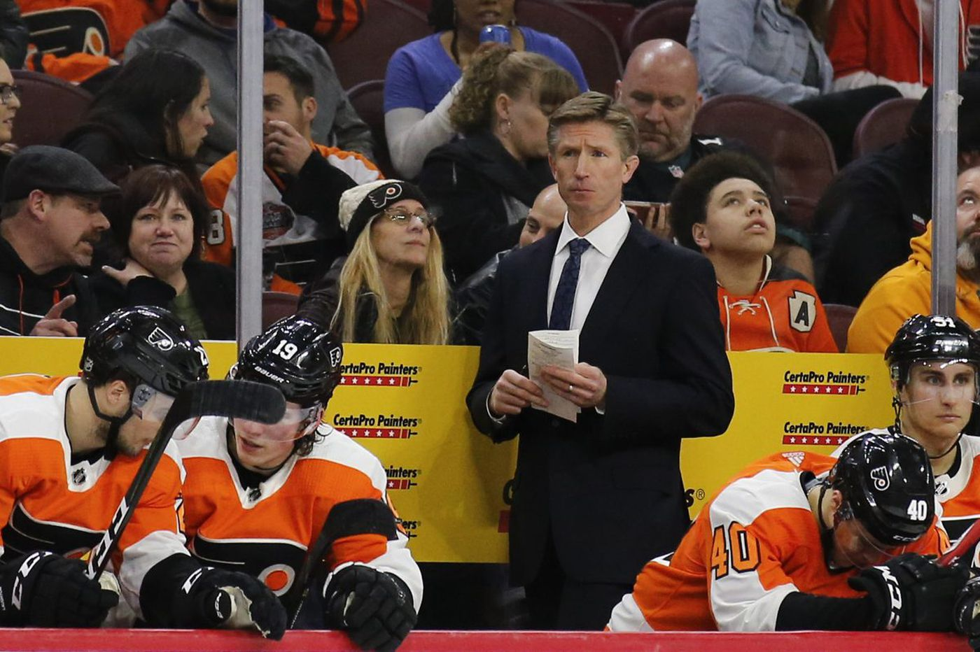 Flyers and playoffs: Keep it real | Sam Donnellon