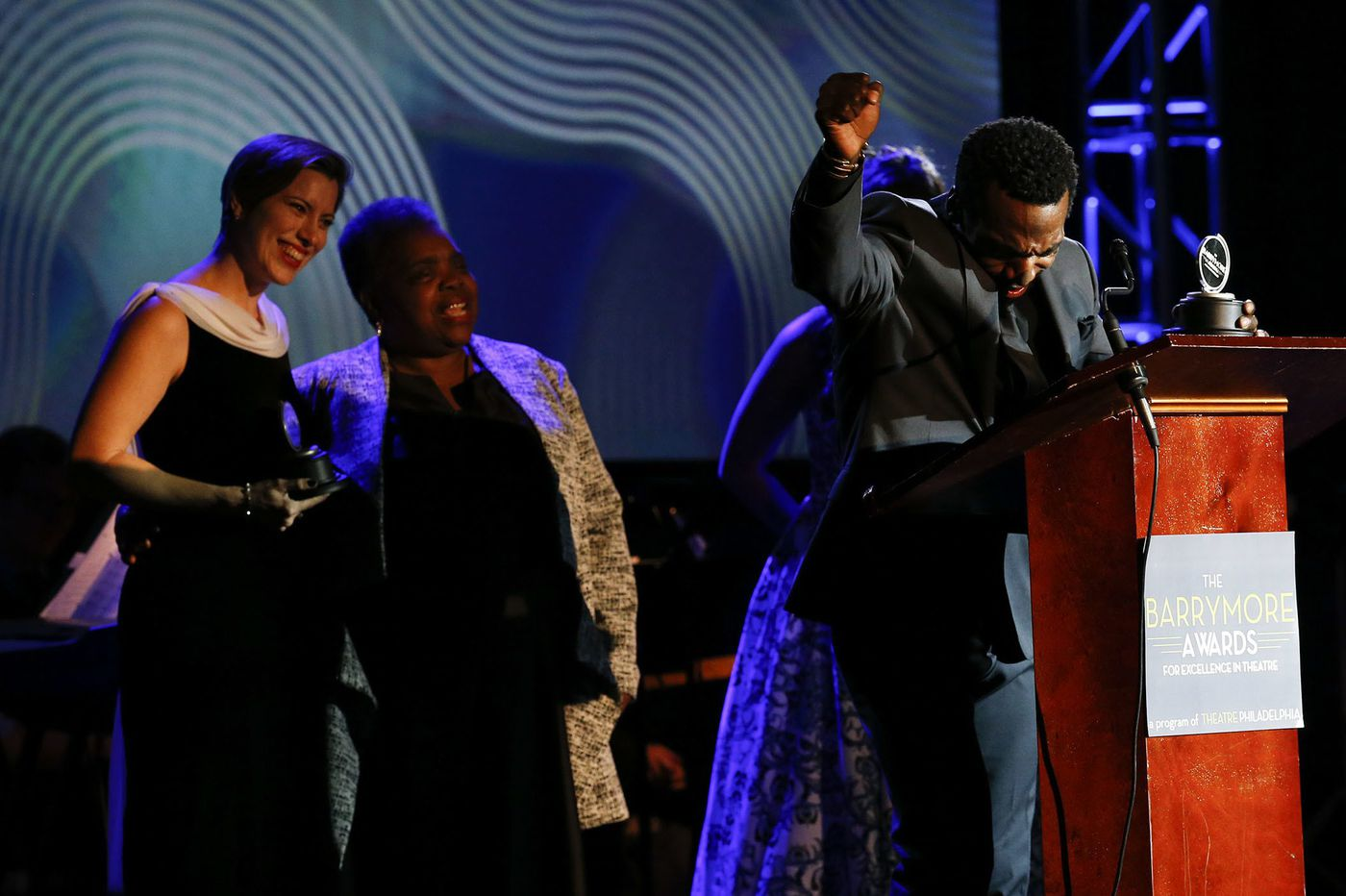 Barrymore Awards: Dulé Hill, People's Light, and Arden big winners