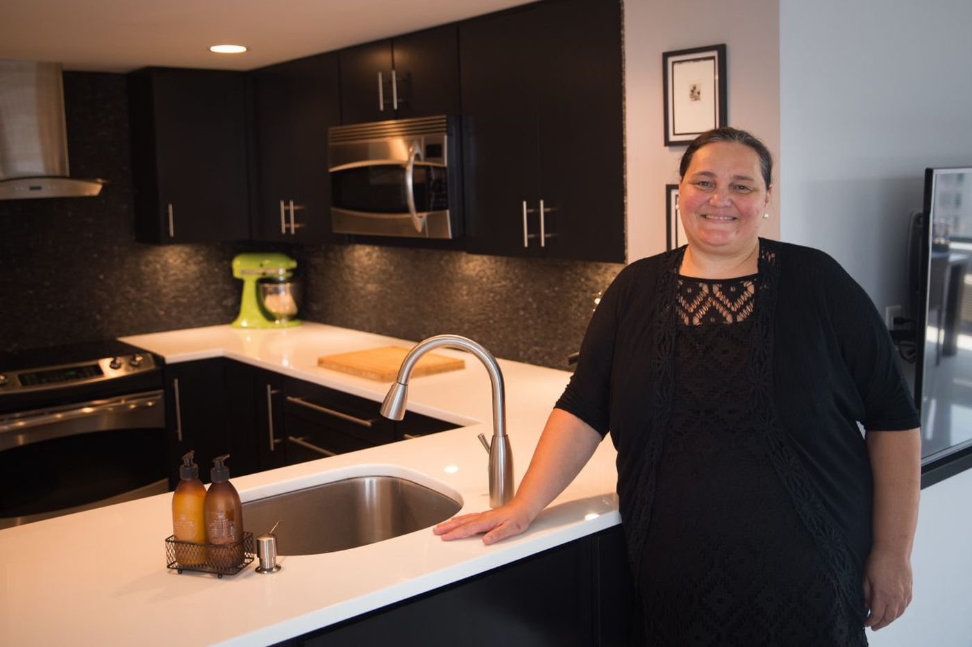Living the maintenance-free condo life that they wanted