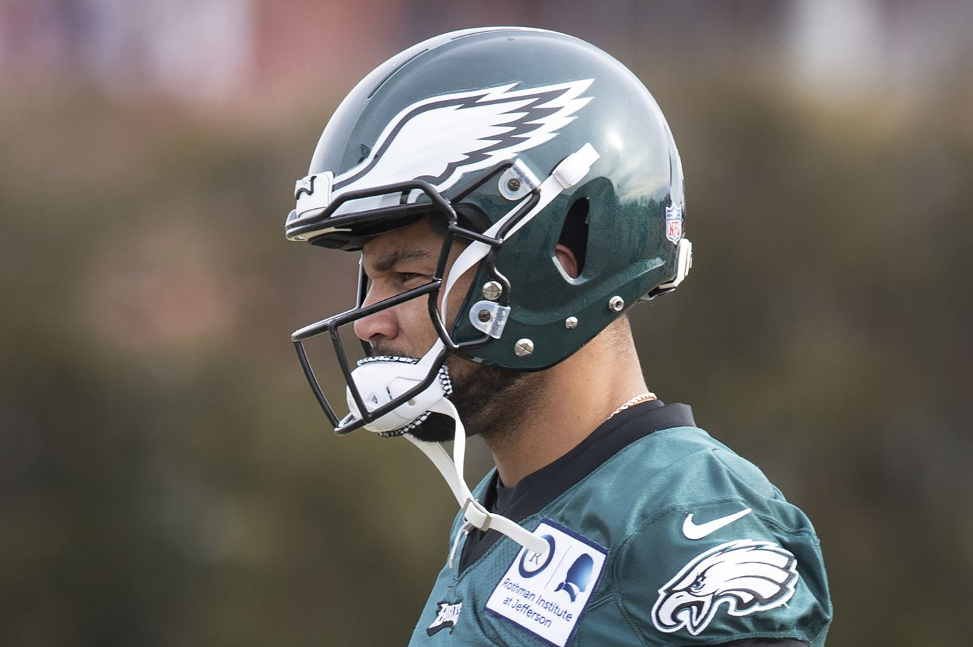 Golden Tate has been just a guy. He has one more chance to show why the Eagles traded for him.   Mike Sielski