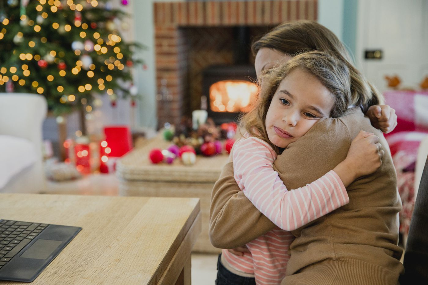 How to help kids deal with a loss during the holidays