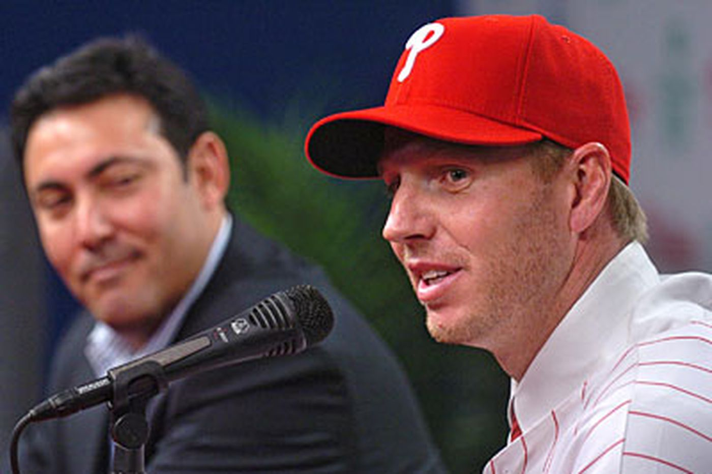 Rich Hofmann: Why not Lee and Halladay?