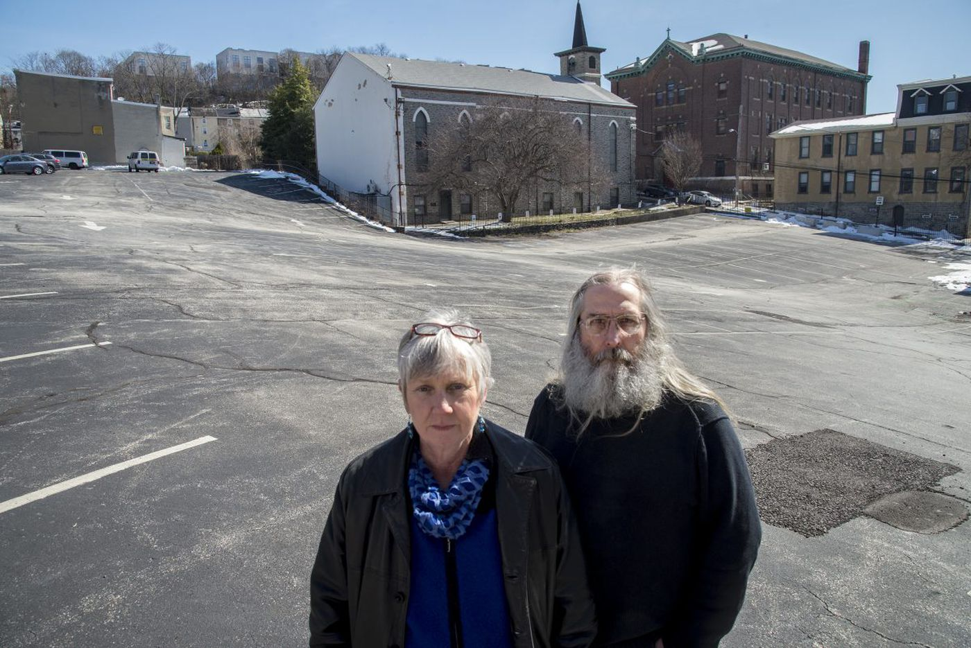 New plan for houses at Manayunk church site cuts units by almost half