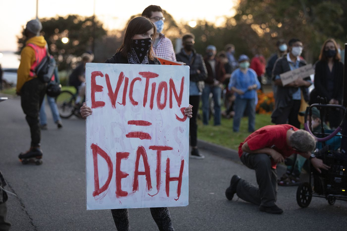 Eviction is the New Year's gift that no one deserves but millions could get | Editorial