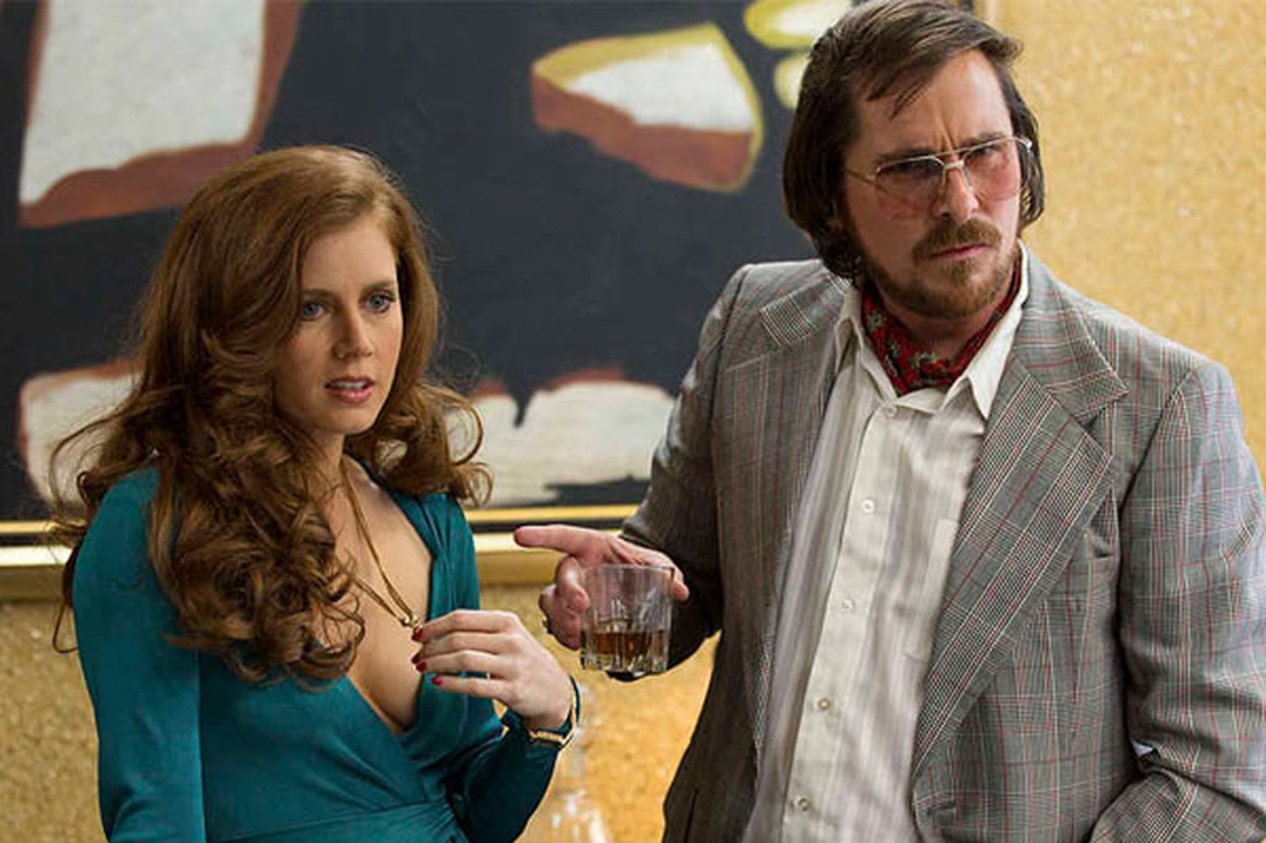 On Movies: Christian Bale on living the part