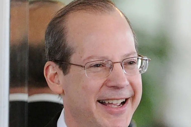 N.J. Supreme Court Chief Justice Stuart Rabner. (Clem Murray / File Photograph)